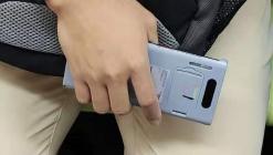 Huawei Mate 30 Pro kullanılırken görüntülendi!