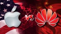 Huawei CEO'su HarmonyOS ile Apple'a meydan okudu