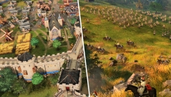 Age of Empires 4'ten ilk görüntüler geldi