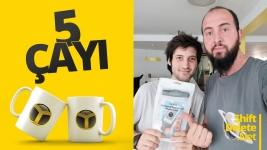 Su geçirmez kılıf hediyeli canlı yayın! - 5 Çayı #176