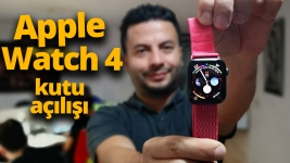 Apple Watch 4 kutusundan çıkıyor!
