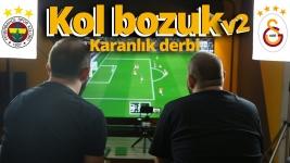 PS4'teki Galatasaray - Fenerbahçe maçında olay çıktı!