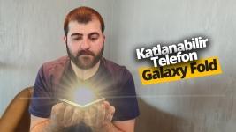 Samsung Galaxy Fold detaylı ön inceleme!