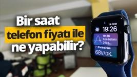 Apple Watch, bizlere neler sunuyor? (Video)