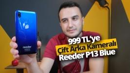 999 TL'lik Reeder P13 Blue inceleme
