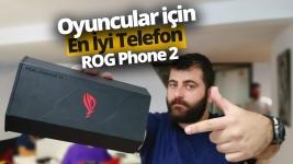 Asus ROG Phone 2 kutusundan çıkıyor