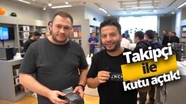 Türkiye'de ilk iPhone'u kim aldı? Hediyeli video