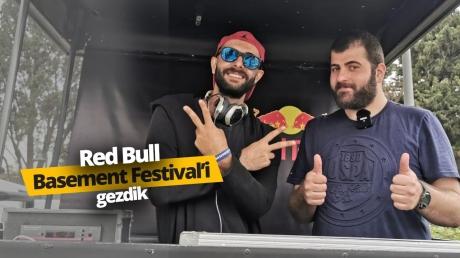 Red Bull Basement Festival'i gezdik (vLog)