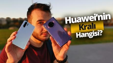 Huawei Mate 30 Pro kamerası vs P30 Pro kamerası!