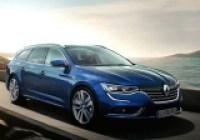 Renault Talisman Estate Tanıtıldı