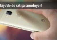 Huawei G8 Satışa Sunuluyor!