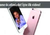 iPhone 6s İlk İncelemesi