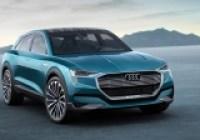 Audi E-Tron Quattro Concept Tanıtıldı
