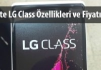 Metal Kasalı LG Class Tanıtıldı