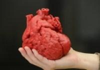 3D Yazıcı ile İnsan Kalbi Kopyalandı!