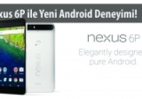 Huawei Nexus 6P Tanıtıldı!