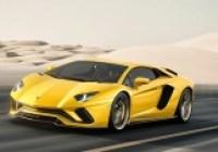 Lamborghini'nin yeni canavarı: Aventador S!
