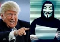 Hackerlar Trump'a öfkeli!