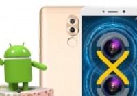 Honor 6X için Android Nougat'a geri sayım!