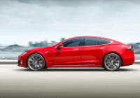 Tesla Model S hız rekoru kırdı!