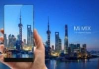 Xiaomi Mi Mix 2 geliyor!