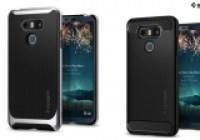 LG G6 Spigen aksesuarları görüntülendi!