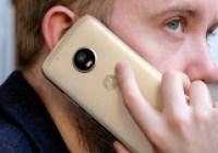 Motorola'dan yeni: Moto G5 ve Moto G5 Plus!