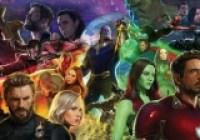 Avengers Infinity War karakter posterleri!
