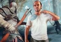 God of War gözünü GTA 5'e dikti!