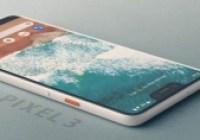 Çentikli Google Pixel 3 XL görüntülendi!