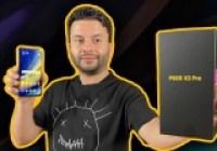 O telefon geldi: POCO X3 Pro elimizde!
