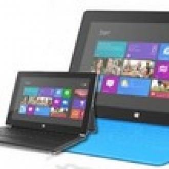 Surface 2'den iPad'e Göndermeli Reklam