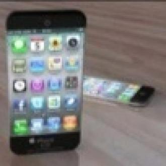 iPhone 6 5,5 inç Ekranla Gelebilir!