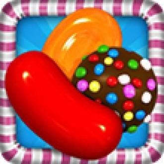 Candy Crush Yarım Milyar Kez İndirildi!