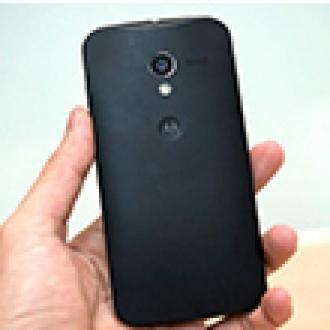 Motorola Moto X'ten Yeni Görseller