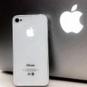 iPad 5'te Işıklı Logo İddiası