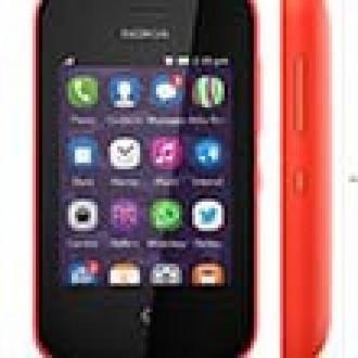 Nokia'nın 45 Euro'luk Telefonu Asha 230!