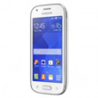 Samsung Galaxy Ace Style Duyuruldu