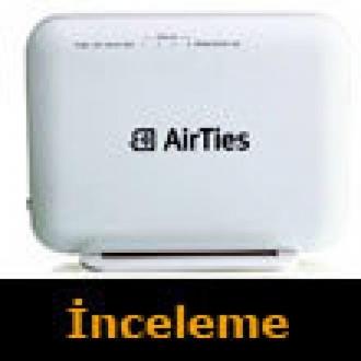 Torrent Özellikli AirTies 5650 İncelemede