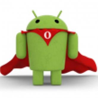 Android'in Simgeleri Değişebilir