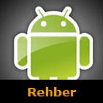 Android'de USB ya da SD Karta Yedekleme