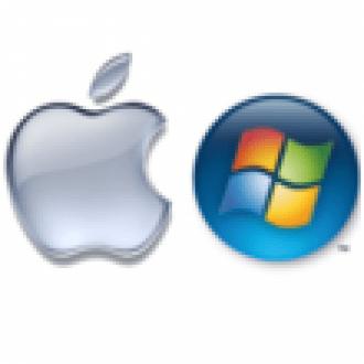 Apple – Microsoft Çekişmesi Sürüyor