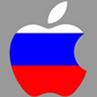 Rusya Apple'ı Vurdu!