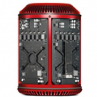 Mac Pro'nun Kırmızısı Ortaya Çıktı