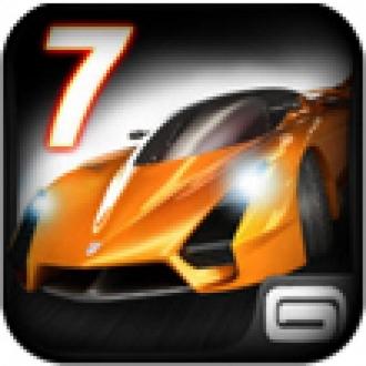 iOS için Asphalt 7 Ücretsiz Oldu
