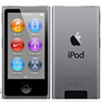 iPod'a Yeni Renk Seçeneği Geldi