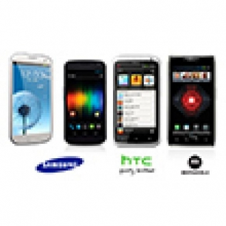 Telefon Ekranları Geniş Yer Kaplıyor