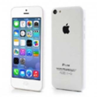 Apple'dan 8GB'lık iPhone 5c!