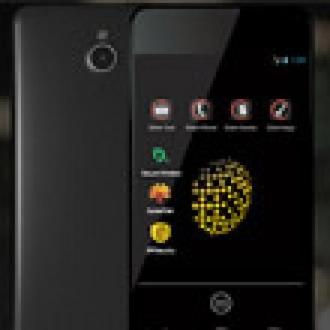 Yüksek Güvenlikli Android Telefonu