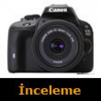 En Küçük DSLR'ı İnceledik: Canon EOS 100D
